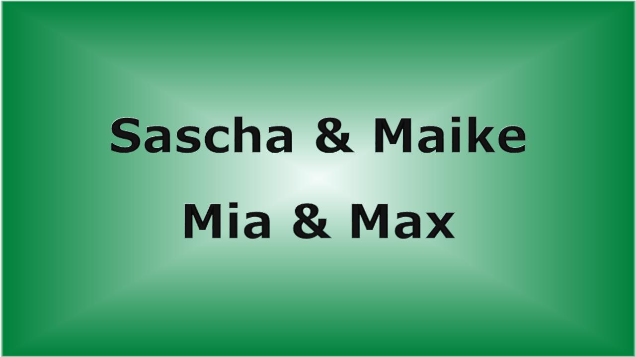 Ssacha & Maike