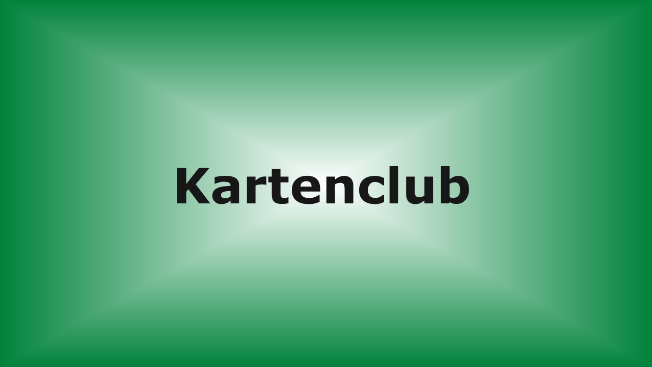 Kartenclub