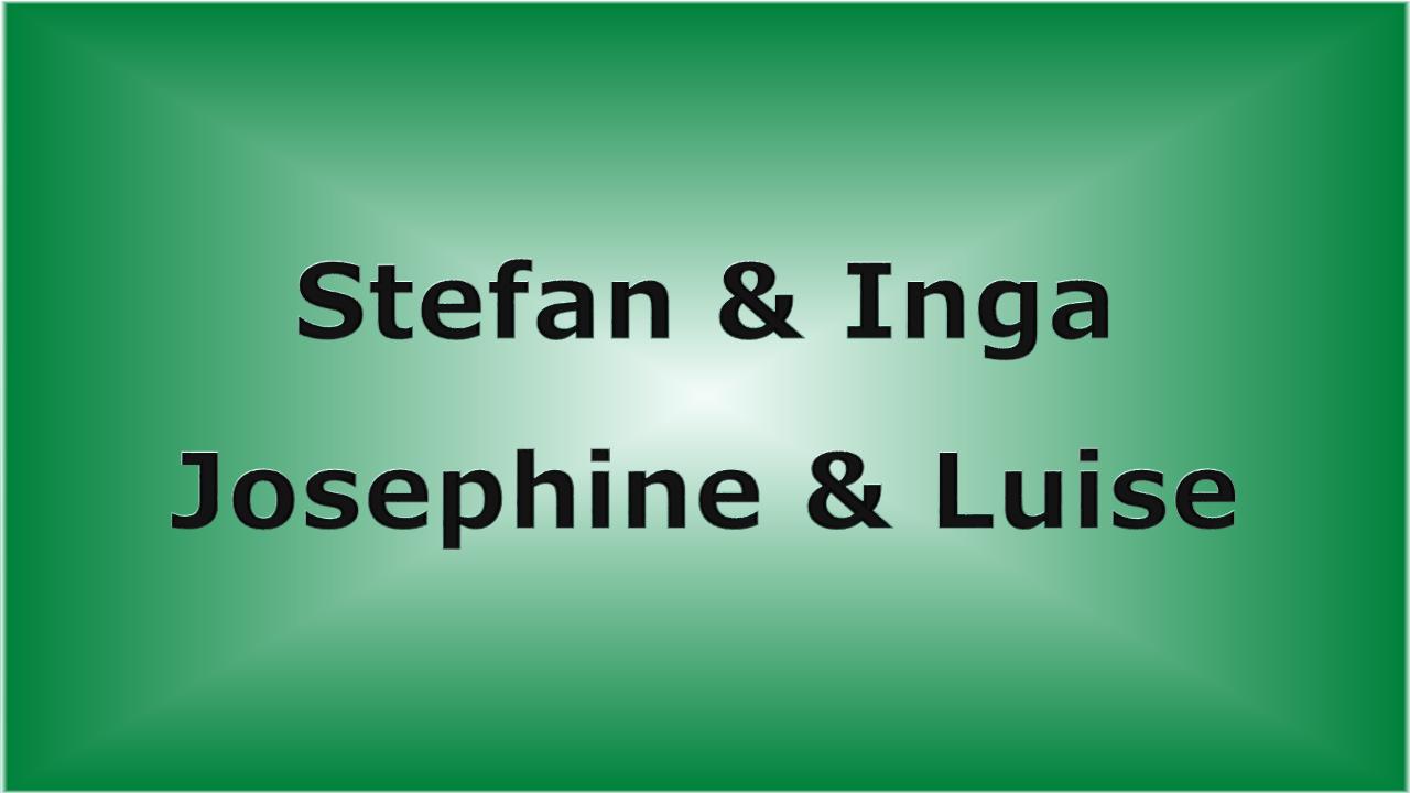 Stefan & Inga