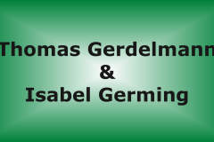 Thomas Gerdelmann & Isabel Germing