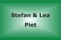 Stefan & Lea