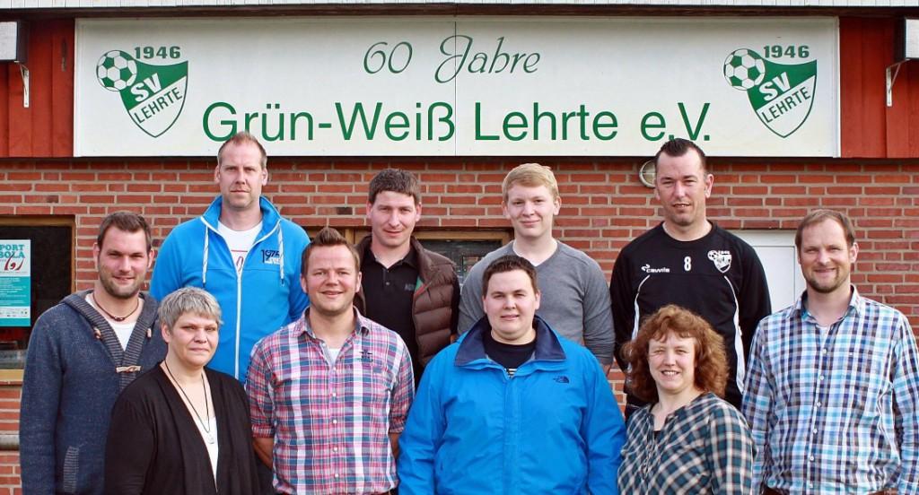 Vorstand GW Lehrte ab 2015