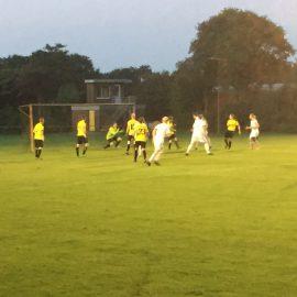 Die Mannschaft harmoniert, 5:0 Auswärtserfolg in Dalum…