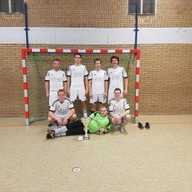 Der SV Grün-Weiß Lehrte sichert sich die Haselünner Hallenstadtmeisterschaft